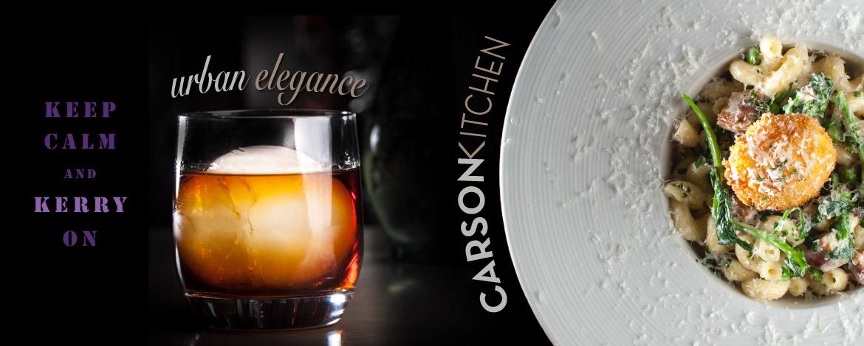 Carson Kitchen Las Vegas Menu